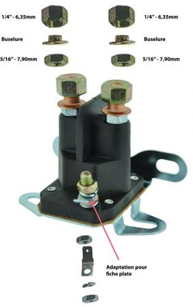 2305932- solenoide universel f